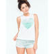 RIP CURL Sand Dunes Womens Muscle Tank