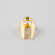 BLACK SCALE Pharaoh Nemes Ring