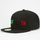 BLACK SCALE Sons Of Death New Era Mens Fitted Hat