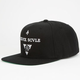 BLACK SCALE Blvck Knight Mens Snapback Hat