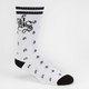 BLACK SCALE Olde Paisley Mens Crew Socks