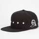 BLACK SCALE Star Spangle Mens Snapback Hat