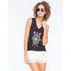 LIRA Fern & Arrow Womens Muscle Tank