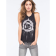 METAL MULISHA Dark Nights Womens Muscle Tank