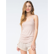 FULL TILT Essential Womens Ribbed Tank