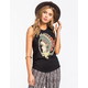 RIOT SOCIETY Headdress Womens Muscle Tank