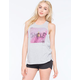 HURLEY Smile Womens Muscle Tank