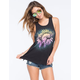 HURLEY Sunset Trail Womens Muscle Tank