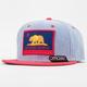OFFICIAL Cali Gold Mens Snapback Hat