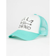 BILLABONG Rider Of The Sea Womens Trucker Hat