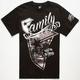 FAMOUS STARS & STRAPS Wild City Mens T-Shirt