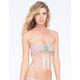 ANNA SUI for O'NEILL Love Birds Bandeau Bikini Top