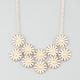 FULL TILT Daisy Statement Necklace