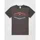 QUIKSILVER Two Cams Mens T-Shirt