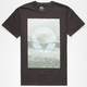 QUIKSILVER The Bomb Mens T-Shirt