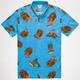 VANS Vista Drained & Confused Mens Shirt