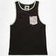 MATIX Bananas Mens Pocket Tank
