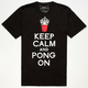 RIOT SOCIETY Keep Calm Mens T-Shirt