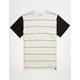 KR3W Lady Stripe Mens T-Shirt