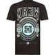KR3W World Wide Mens T-Shirt