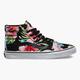 VANS Hawaiian Floral Sk8-Hi Womens Shoes