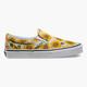 VANS Sunflower Classic Womens Slip-On Shoes