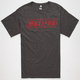 METAL MULISHA Heather Mens T-Shirt