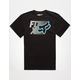 FOX Defragment Mens T-Shirt