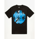FAMOUS STARS & STRAPS Eight Palms Mens T-Shirt