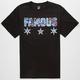 FAMOUS STARS & STRAPS Dye Fam Mens T-Shirt