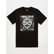 DC SHOES City Lyfe 2D Mens T-Shirt