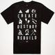 GLAMOUR KILLS Bone Breakers Mens T-Shirt