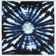Blue Tie Dye Bandana