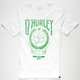 HURLEY Irish Luck Mens T-Shirt