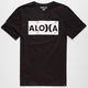 HURLEY Sig Zane Aloha Mens T-Shirt