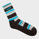 NEFF Mens Striper Socks