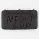 Meow Hinged Wallet