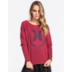 HURLEY Switchbone Womens Sweatshirt