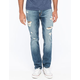 LEVI'S 511 Blue Barnacle Mens Slim Jeans - Discontinued