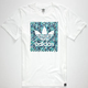 ADIDAS Aqua Stamp Mens T-Shirt