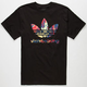 ADIDAS Trefoil Krackle Mens T-Shirt