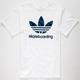 ADIDAS Trefoil Clear Haze Mens T-Shirt