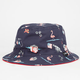 LRG Americana Reversible Mens Bucket Hat