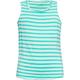FULL TILT Essential Stripe Girls High Neck Tank