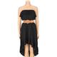 FULL TILT Ruffle Tube Dress