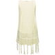 FULL TILT Mix Stitch Girls Fringe Wrap