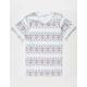 BLUE CROWN Knockout Stripe Boys T-Shirt