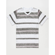 BLUE CROWN Freeport Stripe Boys T-Shirt