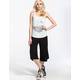 FULL TILT Womens Gaucho Pants