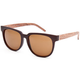 BLUE CROWN Wood Sunglasses